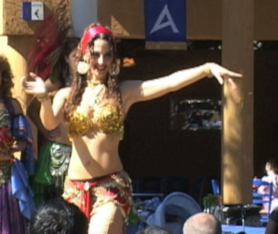 Gypsy Dance Theatre 1 - Snake Charmer