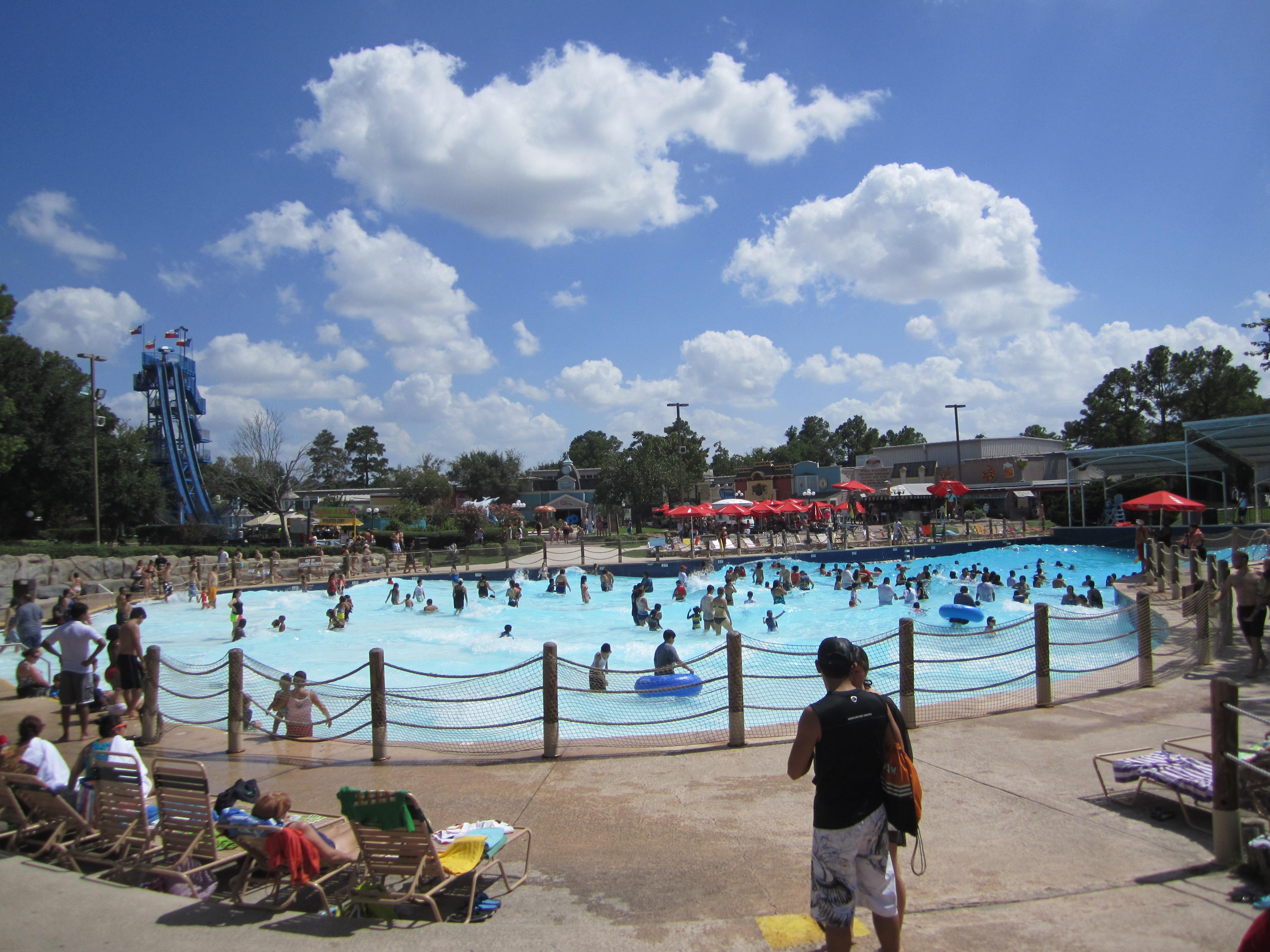 Water Parks Paul Michaels