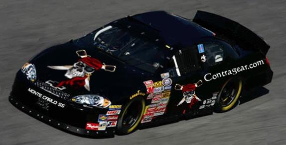 Race Car black A 2 a