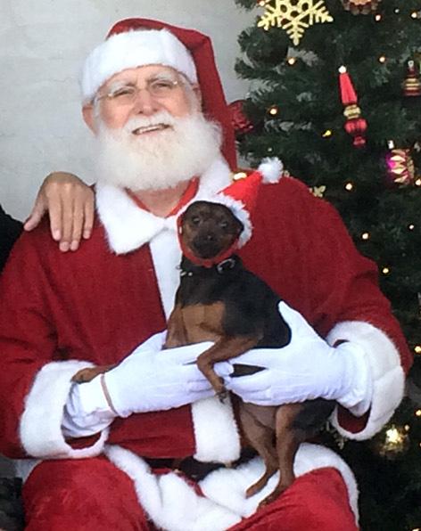 CoCo & Santa