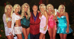 Summer Party at the Playboy Mansion