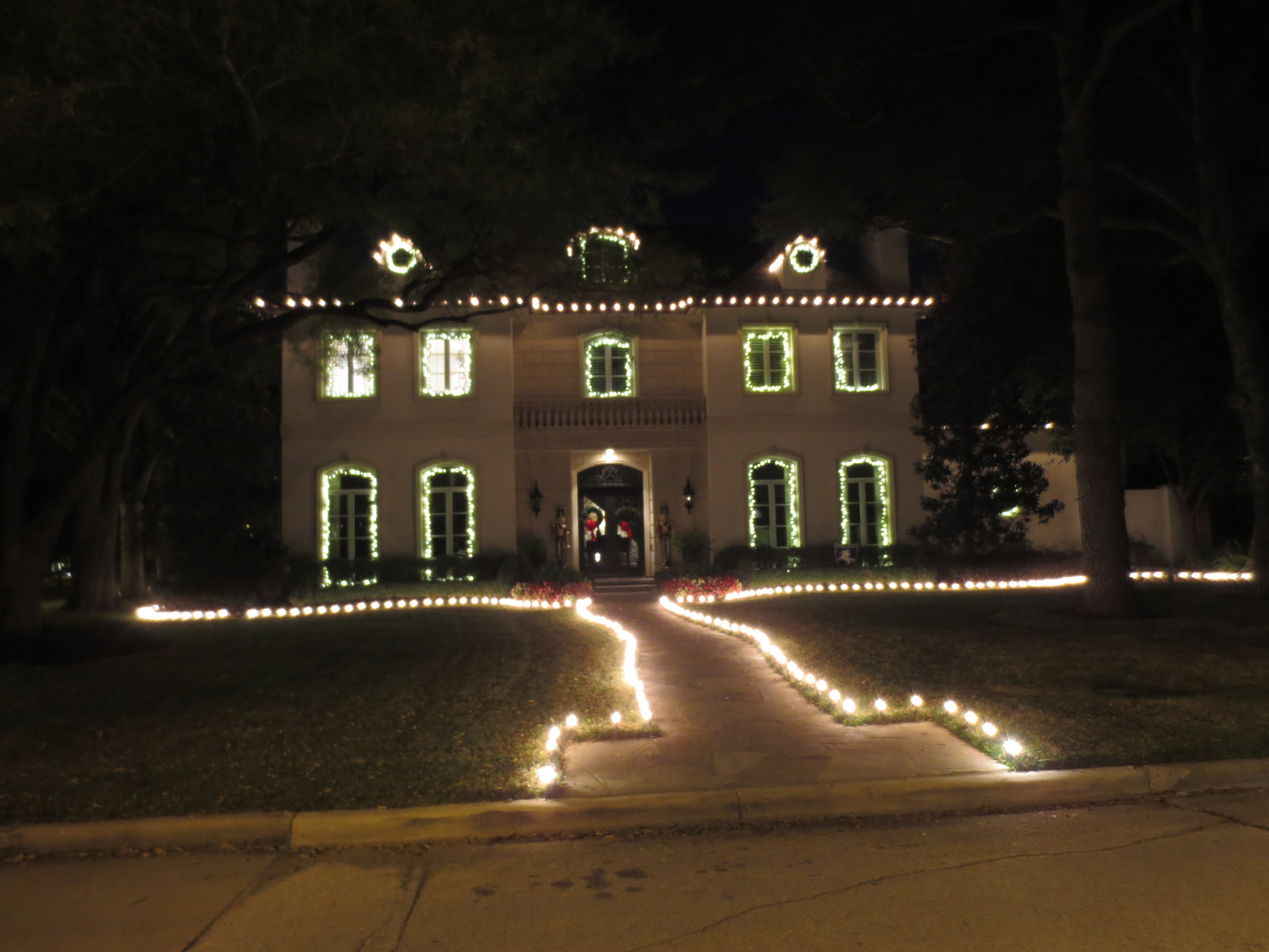 Tanglewood Xmas Lights – 2015 | Paul Michaels