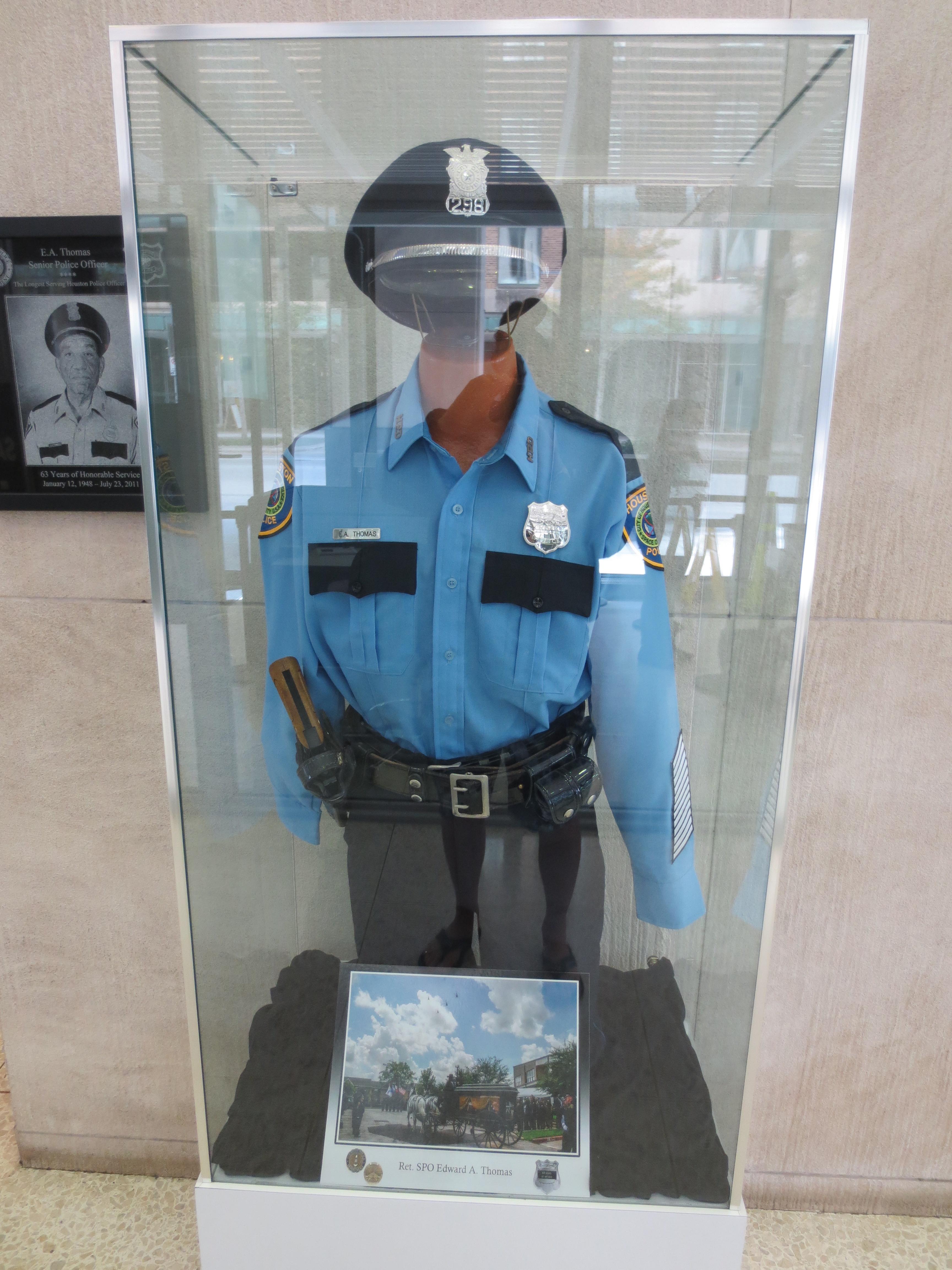 Houston Police Department | Paul Michaels