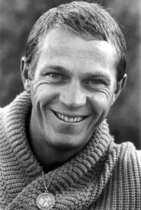 Steve McQueen, 1960. Scanned by jane for Dr. Macro's High Quality Movie Scans website: http://www.doctormacro.com. Enjoy!