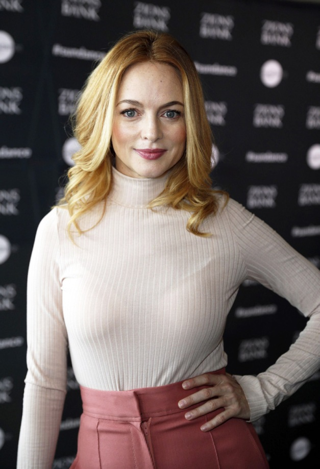 2018 Sundance Film Festival Honoring Woman Event, Park City, Usa - 25 Jan 2018