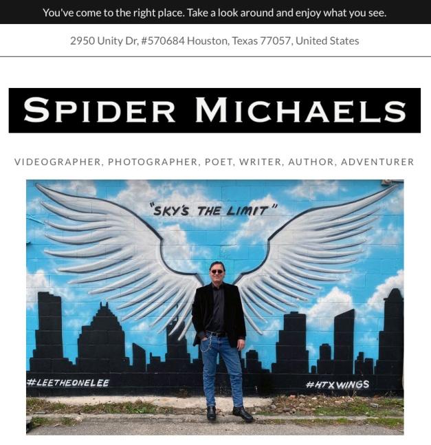 Spider site