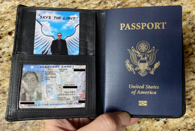 Passport Holder Master Posting