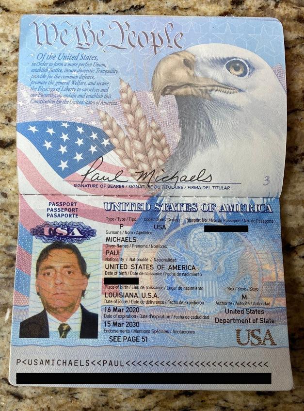 Passport Master Posting