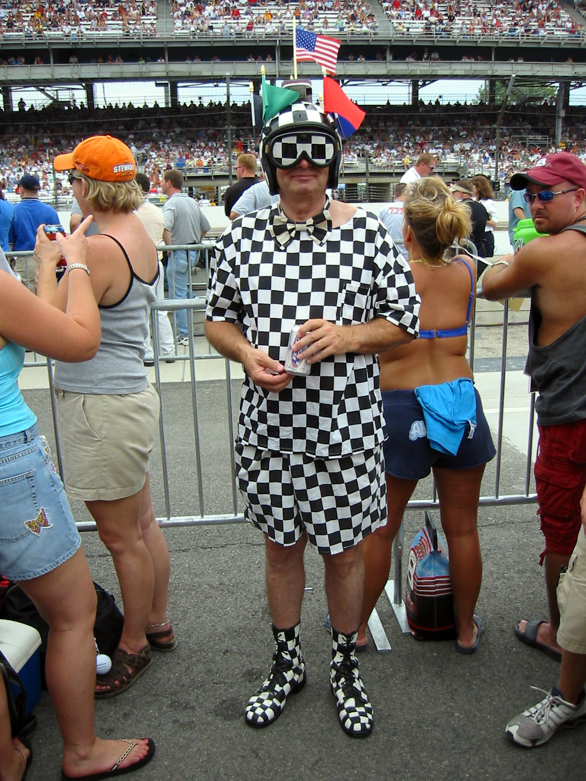 The Brickyard - Fan